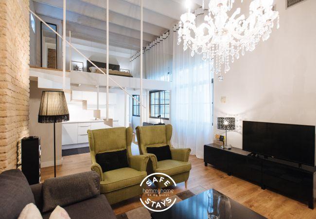 Apartment in Sevilla - San Isidoro Loft